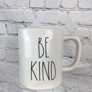Rae Dunn BE KIND coffee mug